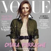 Chiara Ferragni, la blogger que logró una portada en Vogue