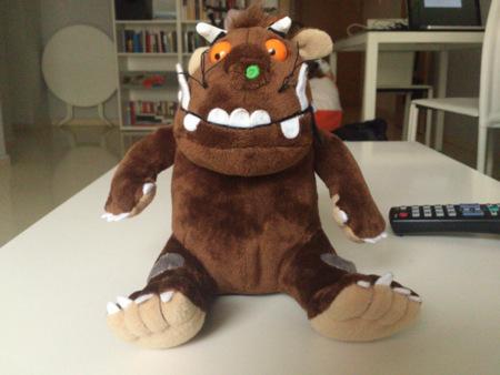 Monstruo con xperia S