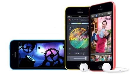 iPhone 5C: todo un iPhone 5 a menor precio... y vestido de colores