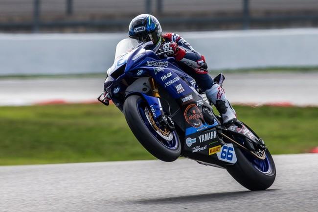 Primera victoria de Supersport para Niki Tuuli en Magny Cours y Lucas Mahias se coloca de nuevo líder