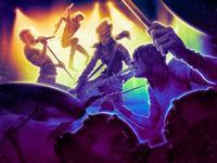 Desempolva tus guitarras de plástico: Rock Band 4 llega este mismo verano