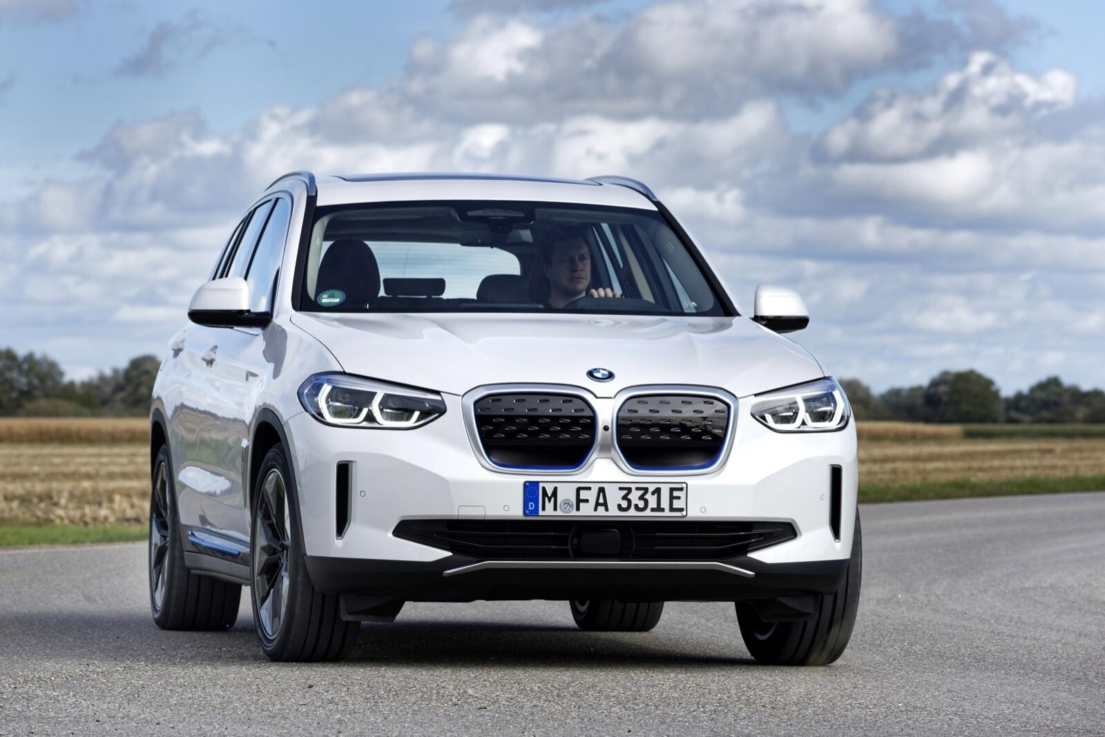 Foto de BMW iX3 (prueba) (52/65)