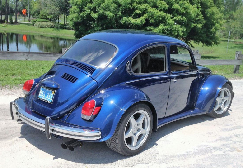 Vw Beetle Corvette 018