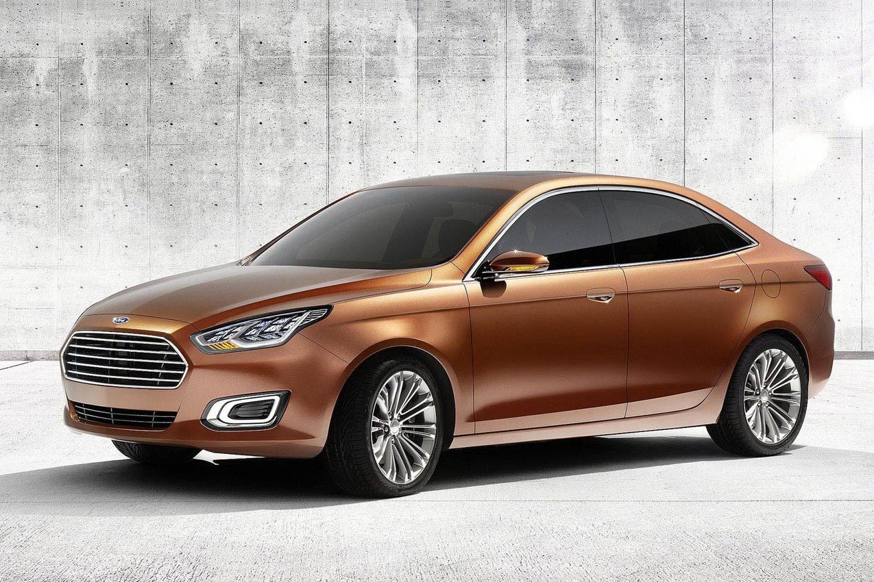 Foto de Ford Escort Concept (7/8)