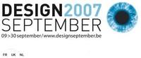 Septiembre de Diseño: Bruselas y Londres