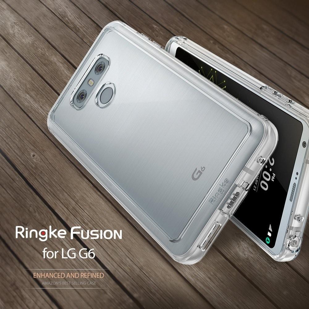 Foto de Ringke Fusion para LG G6 (8/9)