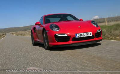 Porsche 911 Turbo, prueba (parte 2)