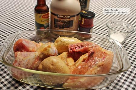 Pollo glaseado 2 agtc cmda