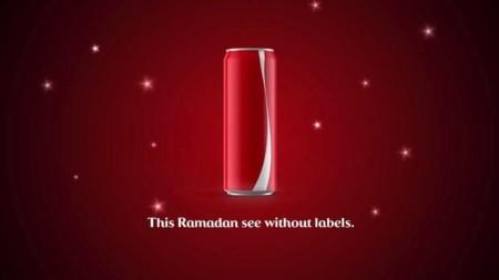 Las apariencias engañan y Coca-Cola celebra el Ramadán con una acción de lo más acertada