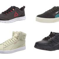 Chollos por menos de 20 euros en tallas sueltas de zapatillas New Balance, Puma o Reebok en Amazon
