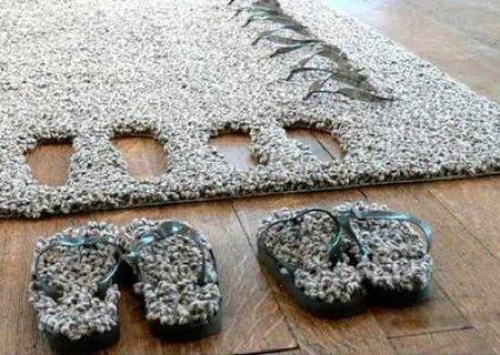 Una alfombra con la que no perderás las zapatillas