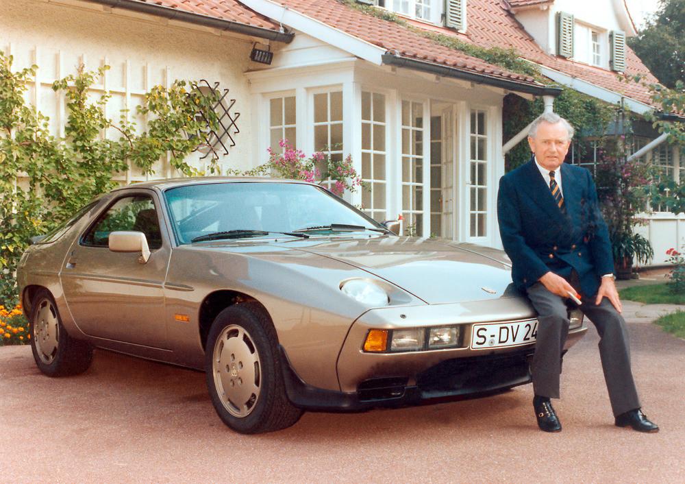 Foto de Historia de Porsche de 1940 a 1980 (2/29)