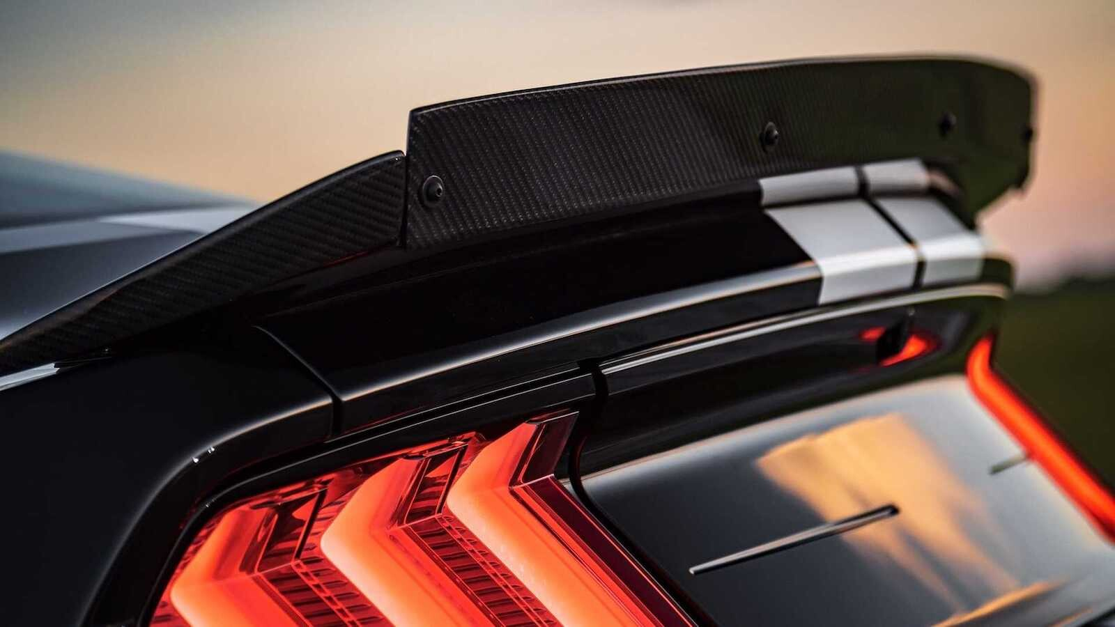 Foto de Hennessey Ford Mustang GT Legend Edition (4/13)