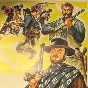 Clint Eastwood: 'Por un puñado de dólares'