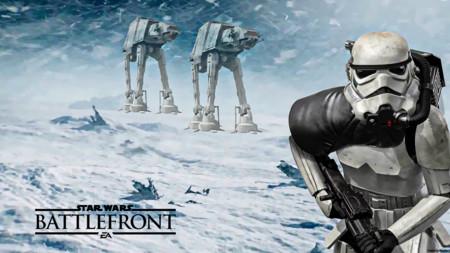 Filtran nuevo gameplay e información de la versión alfa de Star Wars: Battlefront ¡La guerra en su máximo esplendor!