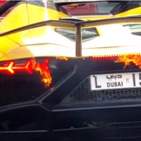 Dolorpasión™: Cuando revolucionar tu Lamborghini Aventador resulta en un incendio que acaba con él