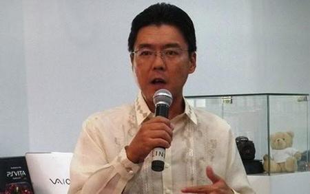 Sony México anuncia la llegada de Takao Kuroda como nuevo director