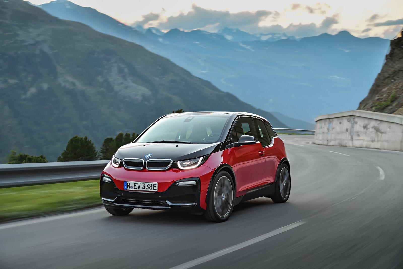 Foto de BMW i3 y i3s 2018 (77/139)