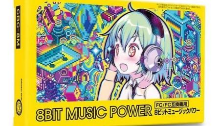 8 Bit Music Power es el cartucho para la NES que saldrá en 2016