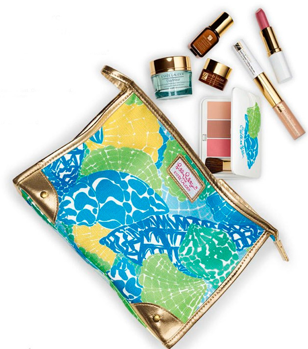 Estee Lauder and Lilly Pulitzer