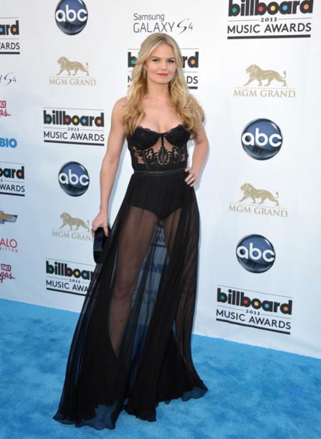 Jennifer Morrison peor vestidas billboard 2013