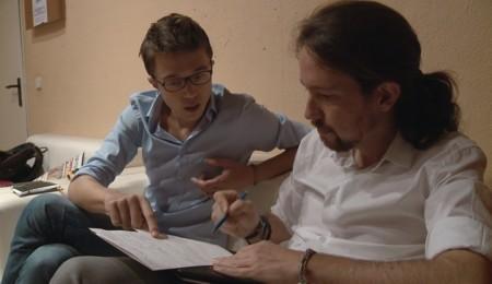'Política, manual de instrucciones', la retaguardia de Podemos