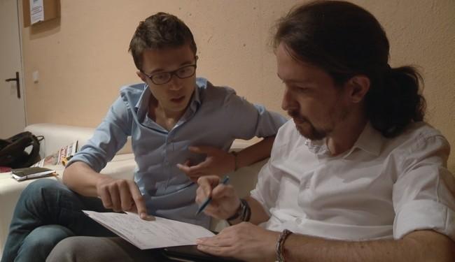 Inigo Errejon Pablo Iglesias Vistalegre Politica Manual De Instrucciones