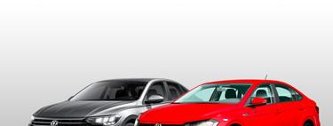 Volkswagen Jetta Startline vs. Virtus: mismos motor y precio, ¿cuál conviene comprar?