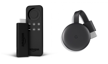 En qué se diferencia el Amazon Fire TV Stick del Google Chromecast y cuál elegir