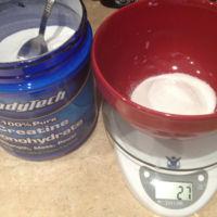 Un acercamiento a la creatina, uno de los complementos más utilizados