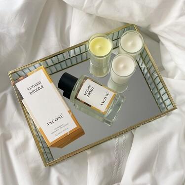Descubrimos los perfumes nicho de Anconú con Vetiver  Drizzle, una verdadera delicia olfativa con toques de menta