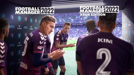 Dirige a tu equipo hacia la gloria con Football Manager 2022: el simulador llegará en noviembre y desde el primer día en Xbox Game Pass