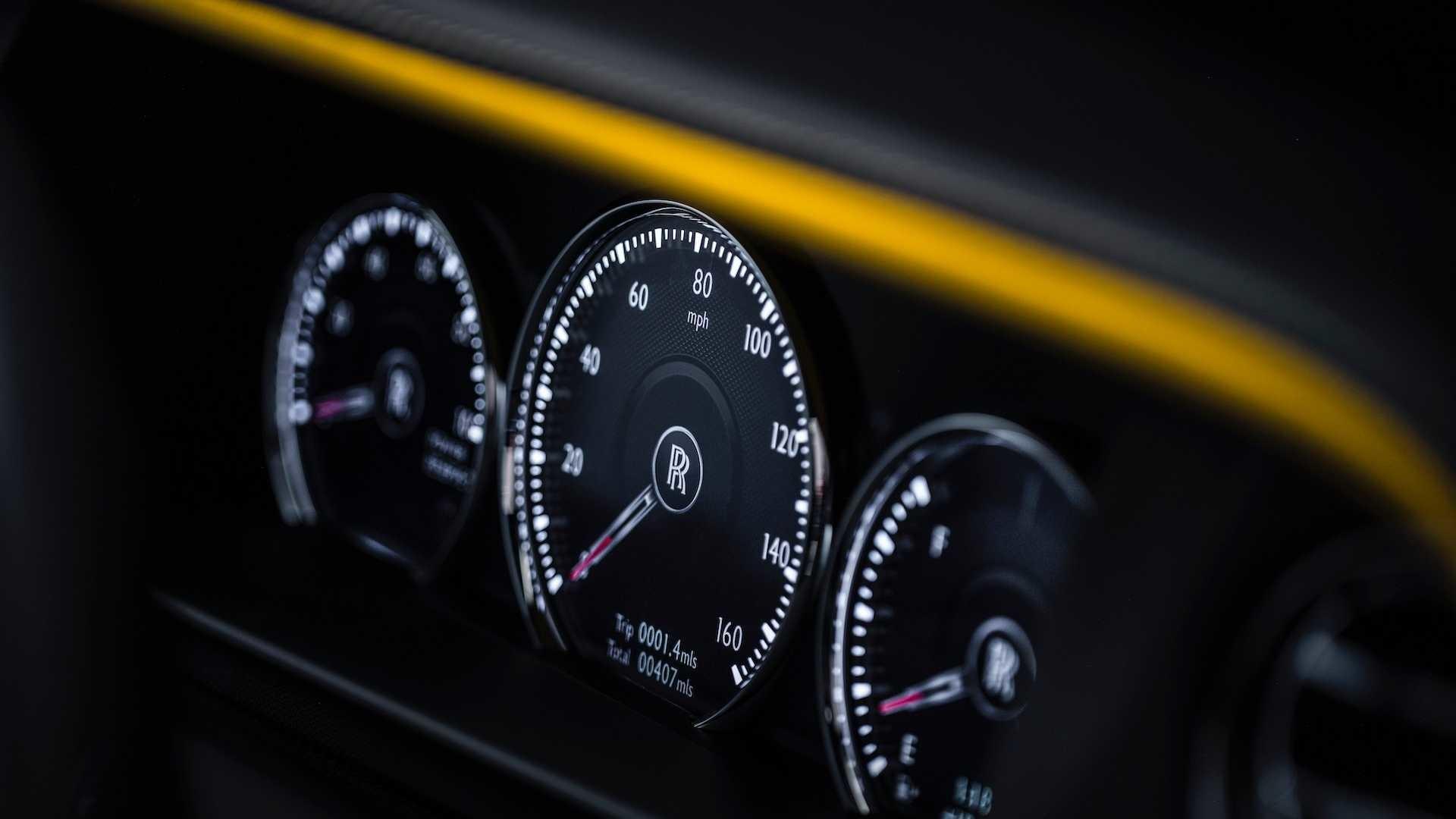 Foto de Rolls-Royce Cullinan Black Badge (16/26)