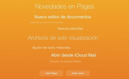 iWork responde a Office permitiendo compartir documentos de sólo lectura