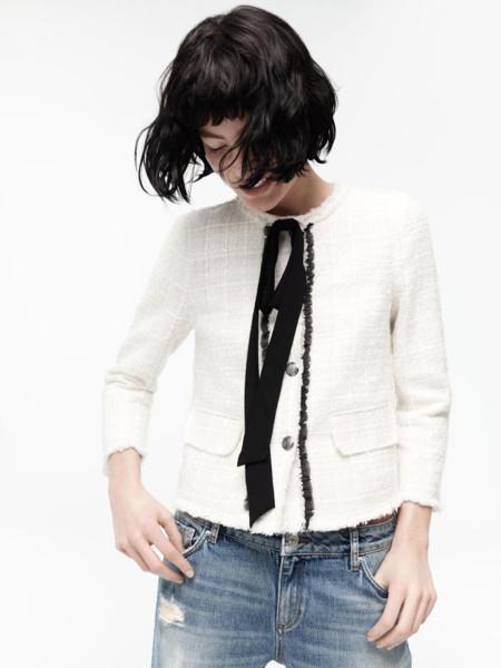 ¿Tu sueño es tener una prenda de Chanel? No te preocupes porque Zara te lo pone más fácil