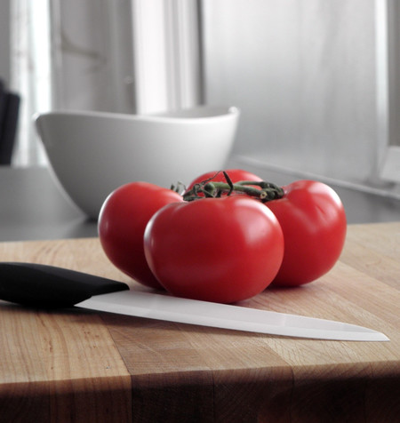 Cómo cuidar los cuchillos de cerámica