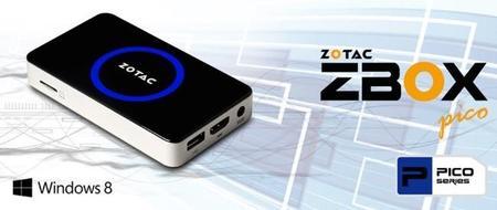 ZBox PI322, la nueva apuesta en mini PC de Zotac