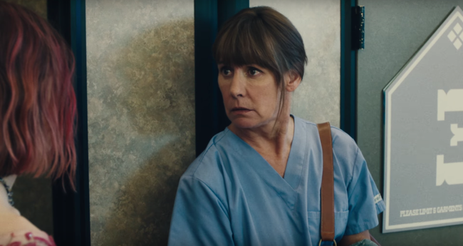 Laurie Metcalf Lady Bird