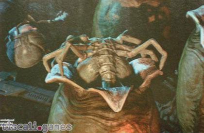 Sega presenta un nuevo videojuego 'Aliens: Colonial Marines', preparad los estómagos