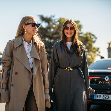El abrigo largo es la prenda de moda de la temporada. Así lo dictaminan estos 59 looks de 'street-style'