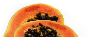 Mejorar la asimilación de las proteínas con la papaya