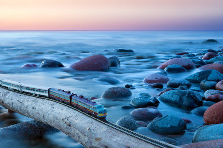 Ghost Train Cape Breton