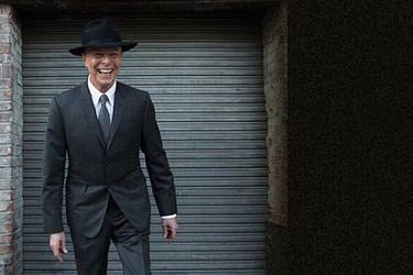 La última foto de David Bowie publicada por su esposa Iman en Instagram