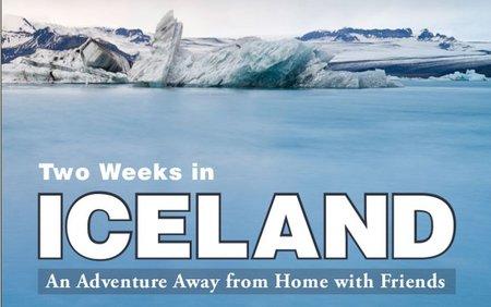 Islandia vista por 14 fotógrafos en un ebook gratuito