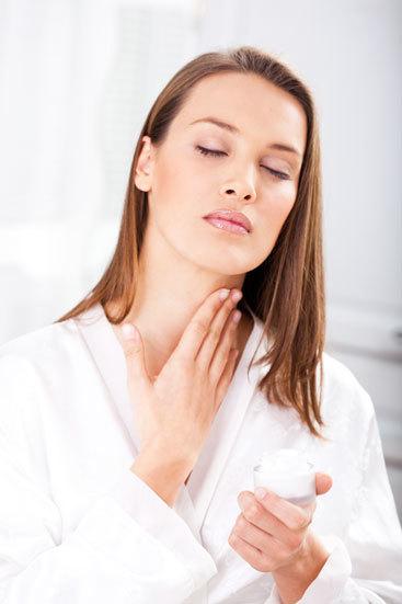 El cuello, el jueves de los cuidados cosméticos