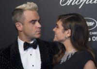 Robbie Wiliams, el hombre que no sabía envejecer, en la fiesta de Chopard de Cannes