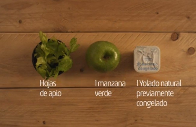 Yo-book verde ingredientes