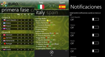 Euro 2012 Live