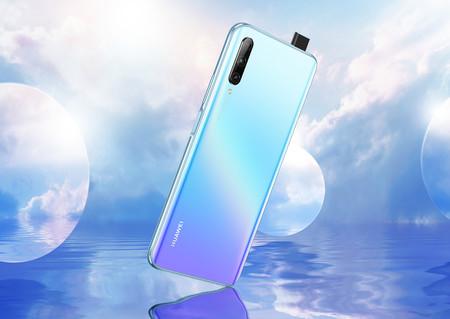 Huawei P Smart Pro: 6GB y 128GB para una nueva línea media con cámara 'pop-up'