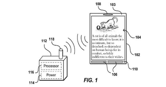 Remote Displays concept